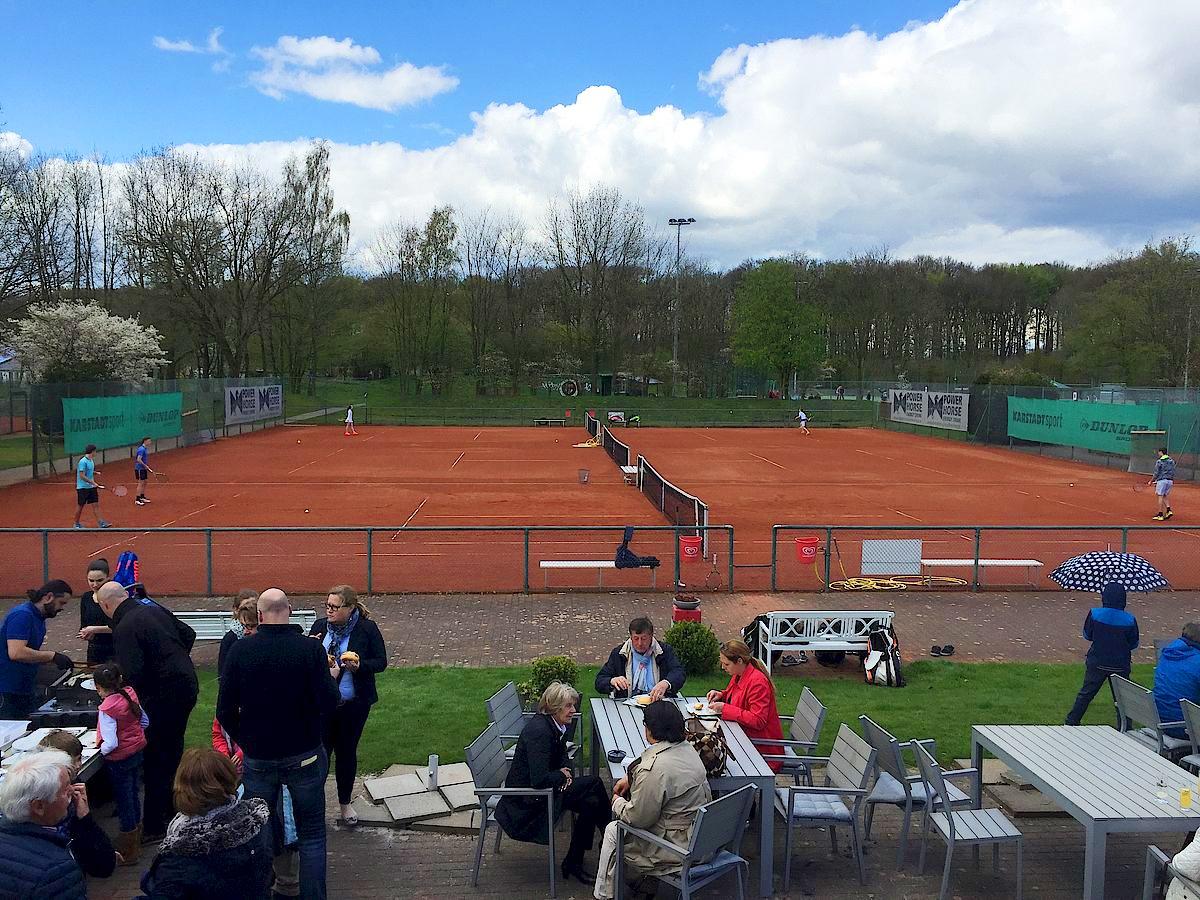TennisplatzAnsicht