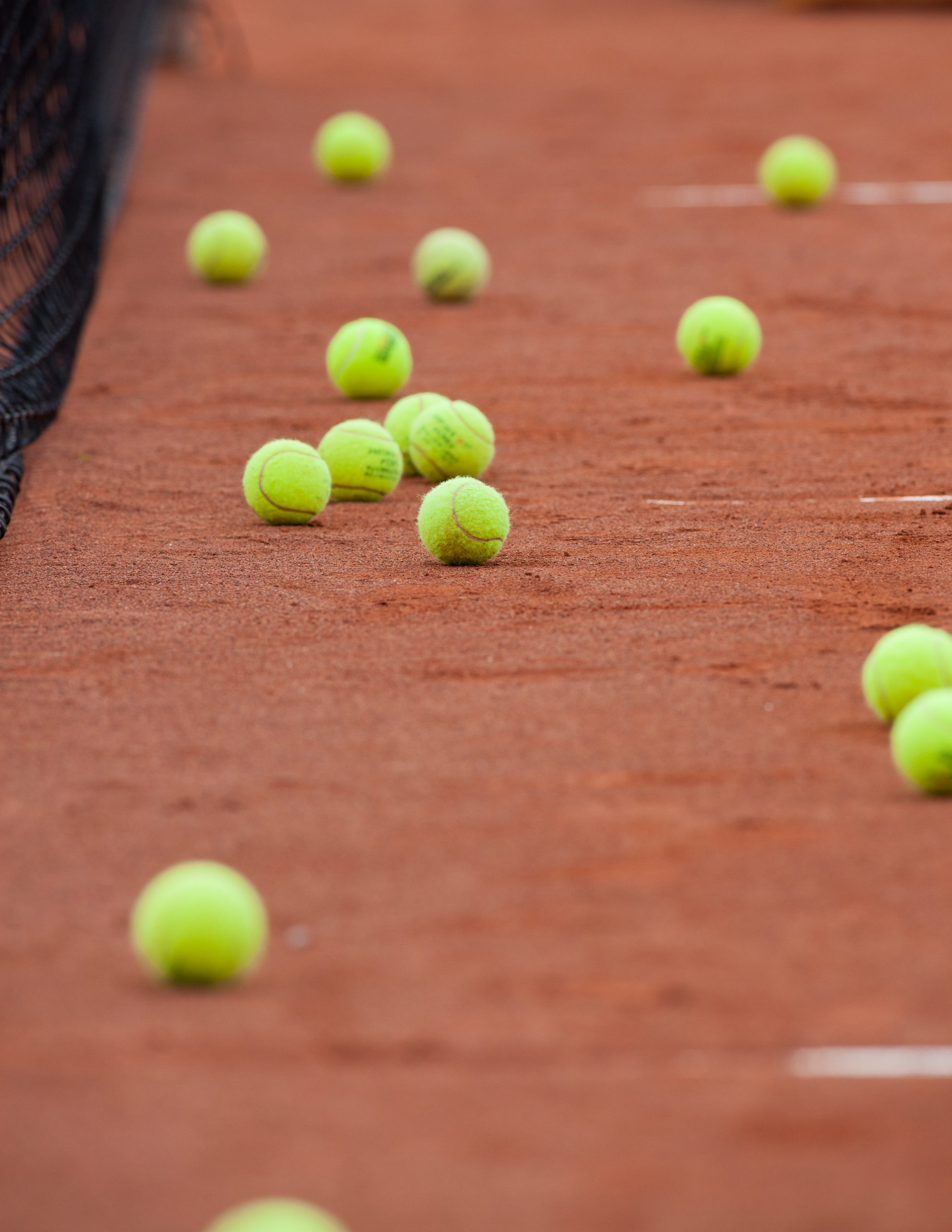 Tennis Mannschaftsspiele gestartet