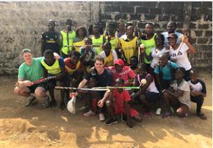 Hockey in Siera Leone