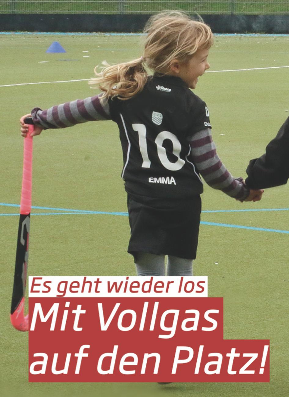 Neustart Jugendhockey